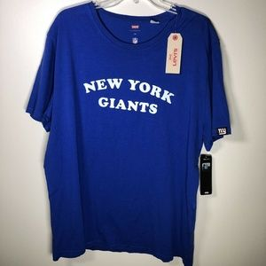 Levis New York Giants Shirt Size XXL